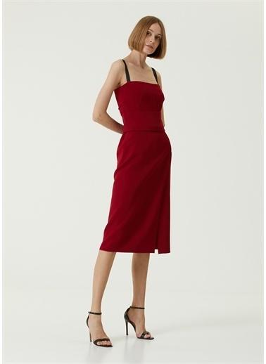 Dolce&Gabbana Elbise Bordo